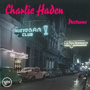 NOCTURNE BY HADEN,CHARLIE (CD)