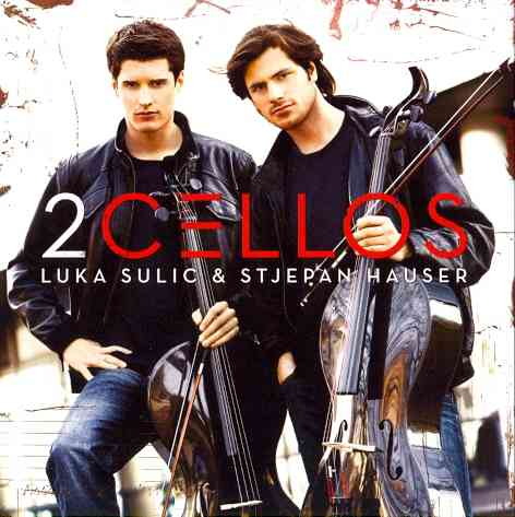2CELLOS BY 2CELLOS (CD)