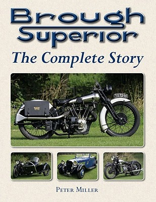 Brough Superior By Miller, Peter